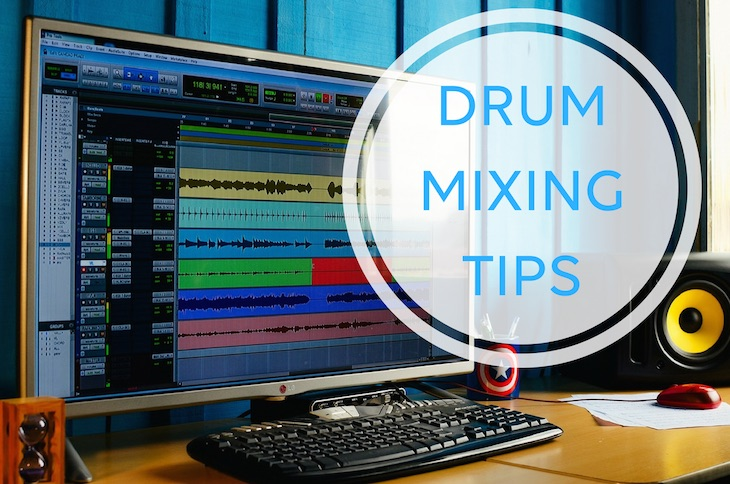 Mixing drums: 5 Must-Know Tips