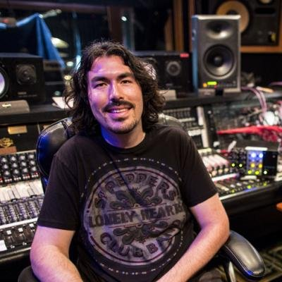 Greg Wurth (Producer / Engineer) - Steve Vai