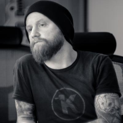 Daniel Bergstrand (Producer/Mixing Engineer) - Meshuggah, In Flames, Soilwork, Strapping Young Lad