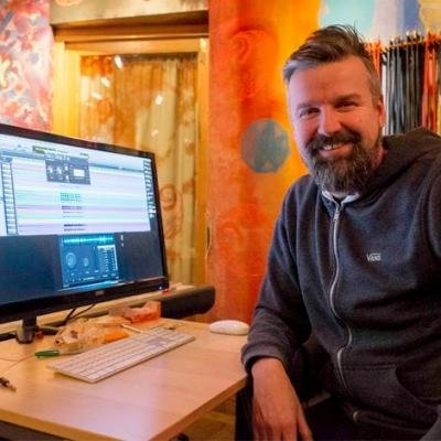 James Lerock Loughrey (Producer/Engineer) - Skindred, Lionel Richie, Manic Street Preachers, Page and Plant, Björk, Def Leppard, Dave Gahan